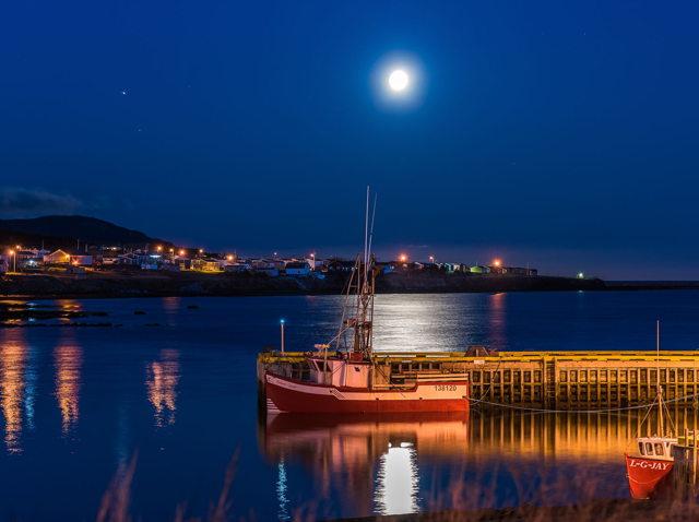 Rocky Harbour Moon 2