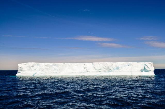Flat ice. NL