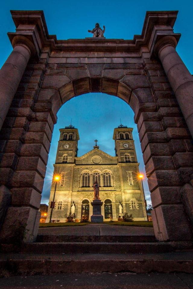 Basilica By Night