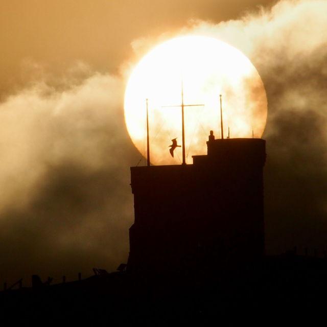 Medieval Sunrise