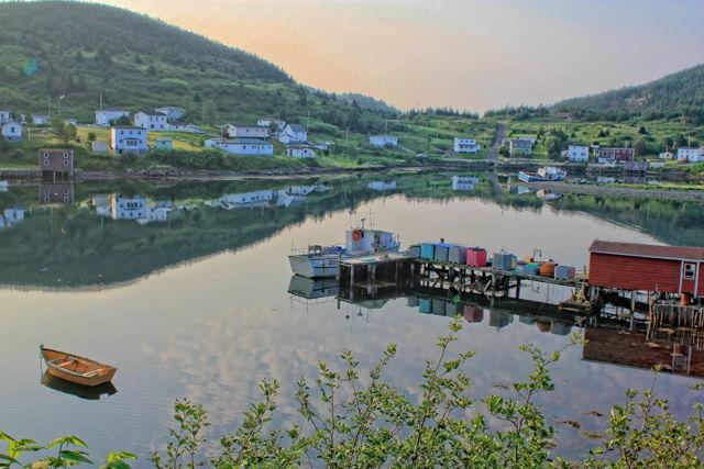 Sundown Color Port aux Basque
