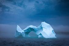 Moody Iceberg