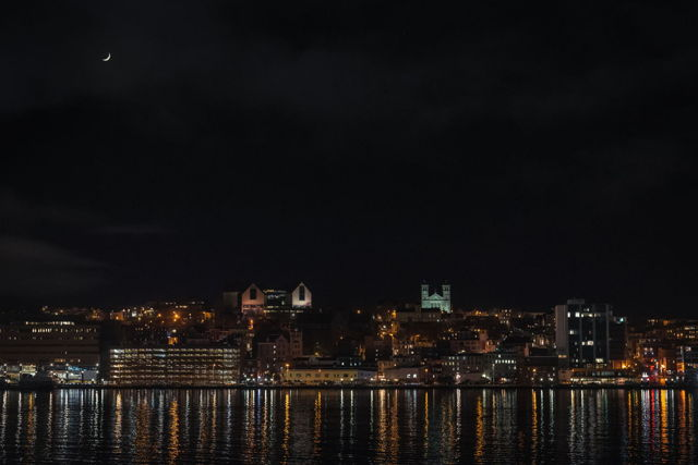 Downtown Moonlight