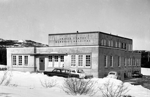 United States Memorial Hospital - St. Lawrence, NL. - 1965