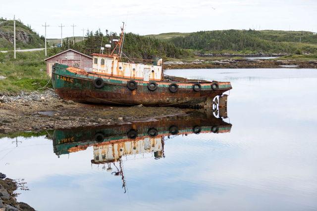 Tugboat Tanac
