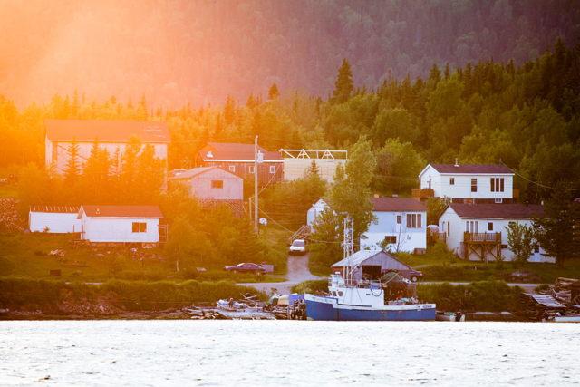 Schooner's Cove Sunset