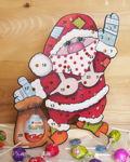 Mummering Santa Advent Calendar