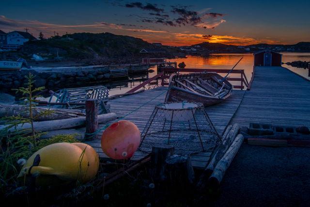 Durrell Sunset