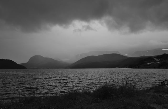 Tablelands Storm