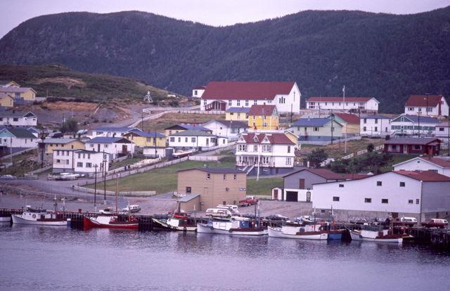 Harbour Breton - 1980