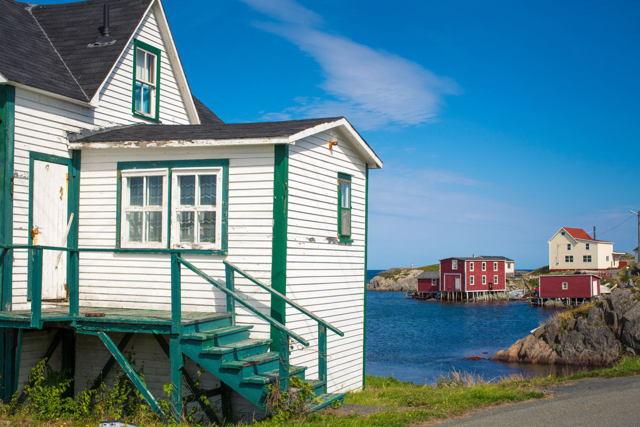 Nan's House