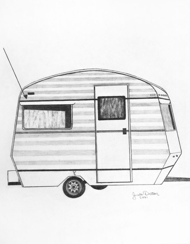 Graphite - Happy Camper