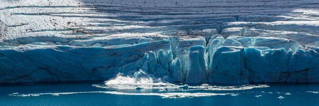 Glacier Melt - Labrador
