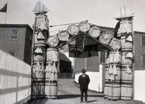 Grand Bank 'salt codfish' Welcome to the Governor - 1930s
