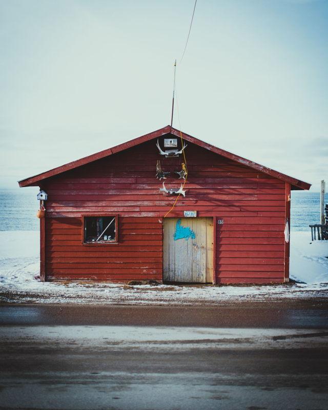 The Newfoundland Shed
