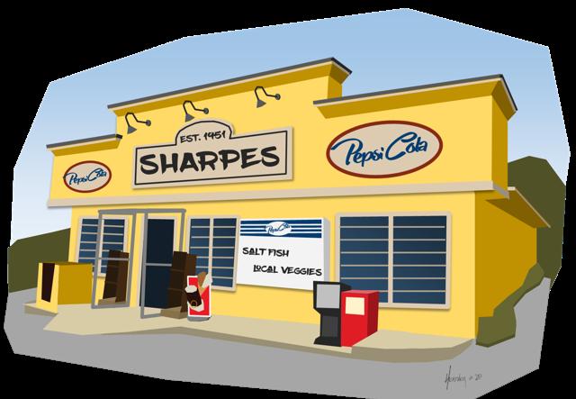 Sharpe's Store