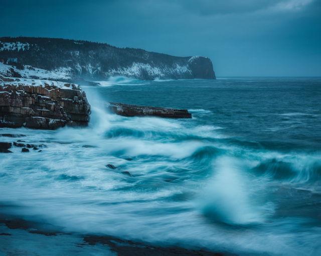 Raging Waves Flatrock