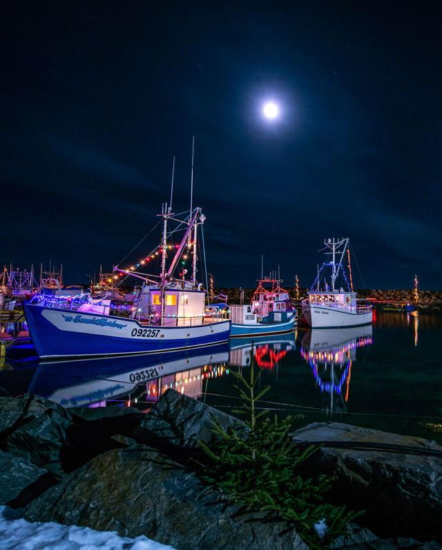 Port de Grave Moon