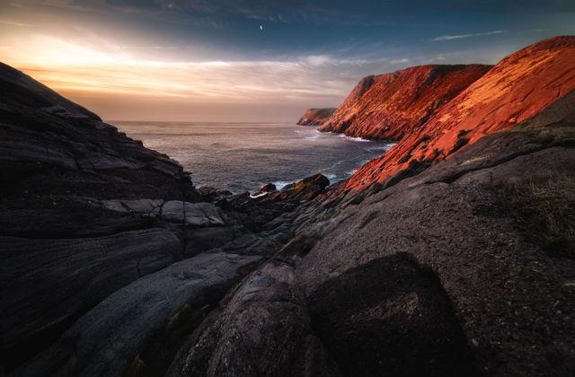 Rocky Coastline Torbay Point