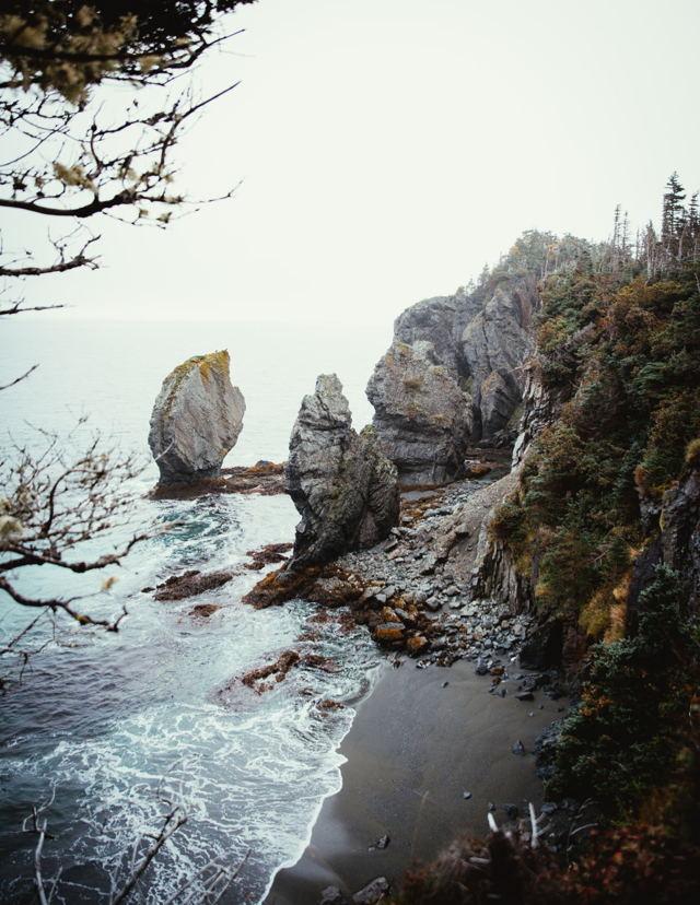 Rock Formations of Skerwink