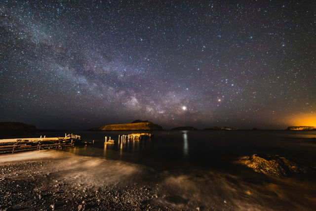 Starry Tors Cove