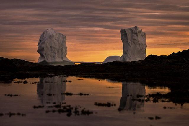 Goose Cove Sunrise