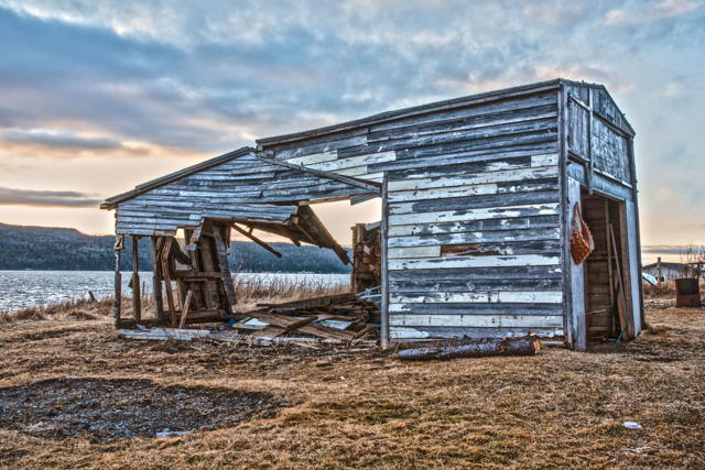 Burrage's Shed 2