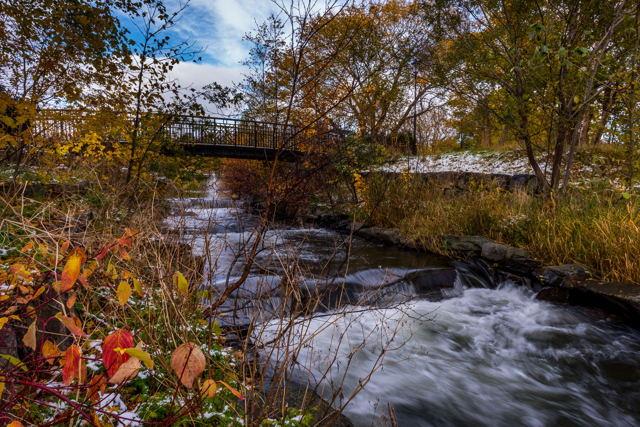 Bowring Park Falls 1