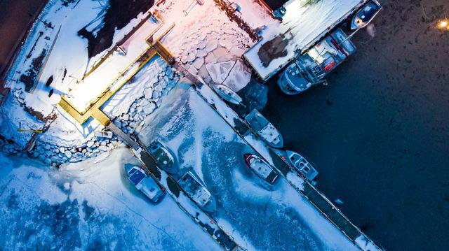 Frozen Docks