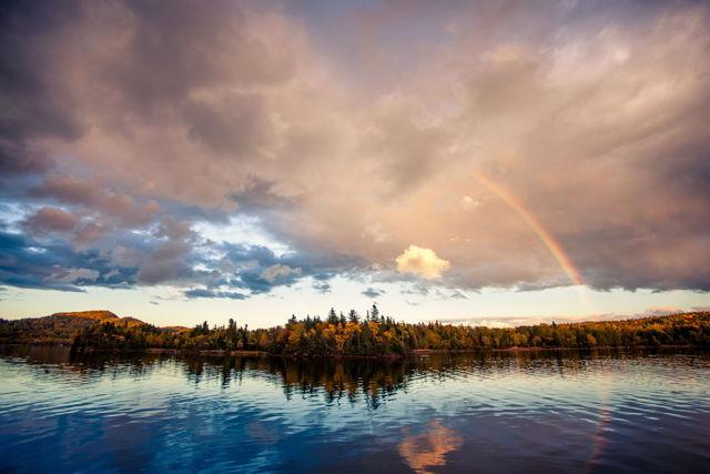 George's Island Rainbow
