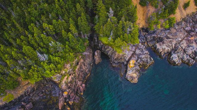 Eastport Cliffs