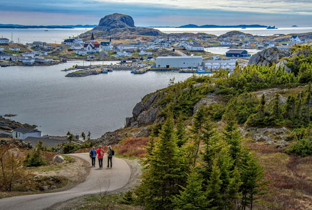 Friends, Fogo, Newfoundland