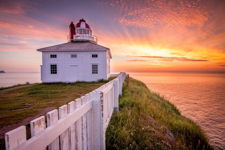 First Light at Cape Spear