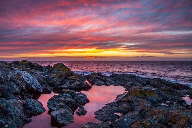 Bauline Sunset