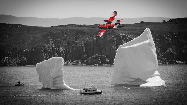 Bomber, Boat  bergs