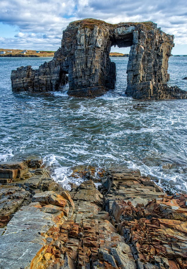 The Arch, Little Catalina, Newfoundland