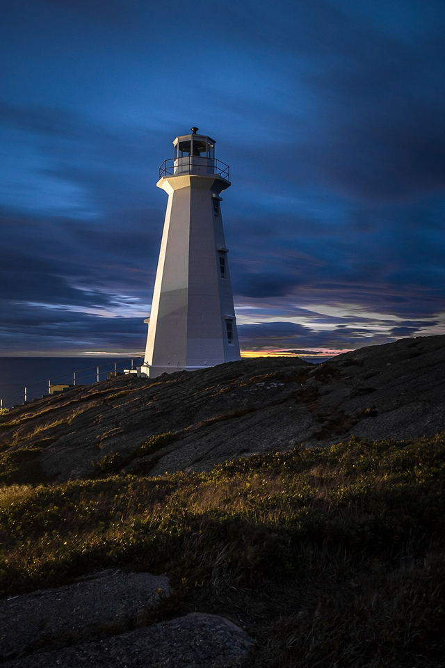 Blue Hour At The Cape