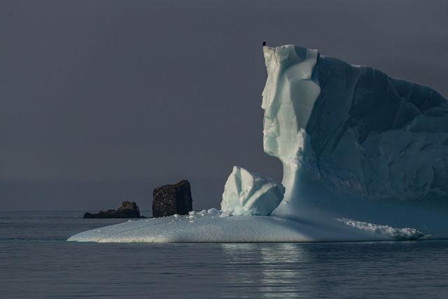 Iceberg and Eagle Champneys Arm 2