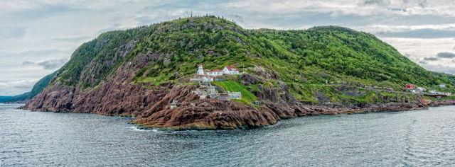 Fort Amherst 2, St. John's, Newfoundland