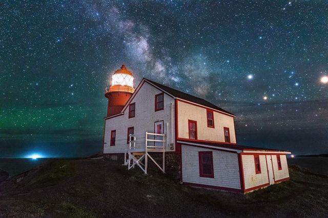 Ferryland Lighthouse June 2016