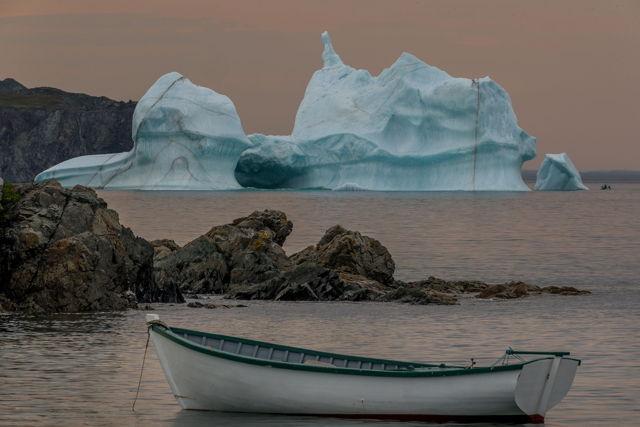 1 ba Twillingate Iceberg Punt