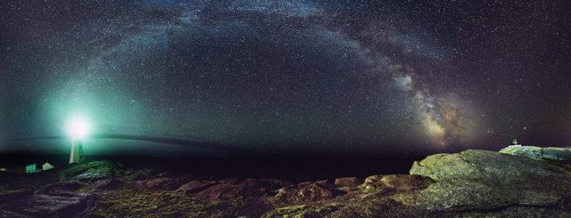 Cape Spear Milky Way Pano