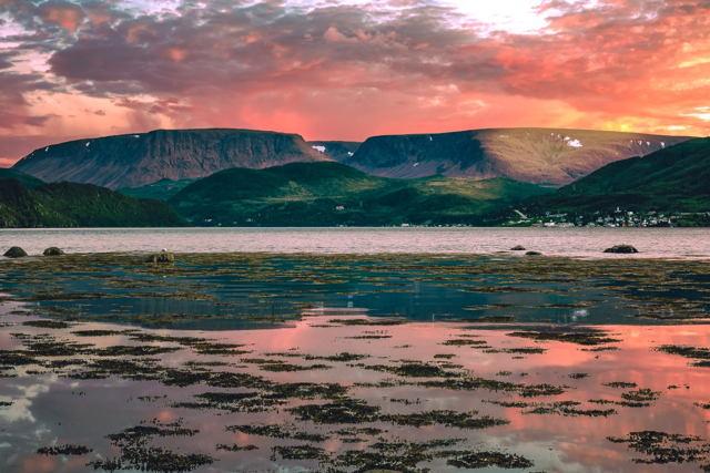 Tablelands Mountain Sunset
