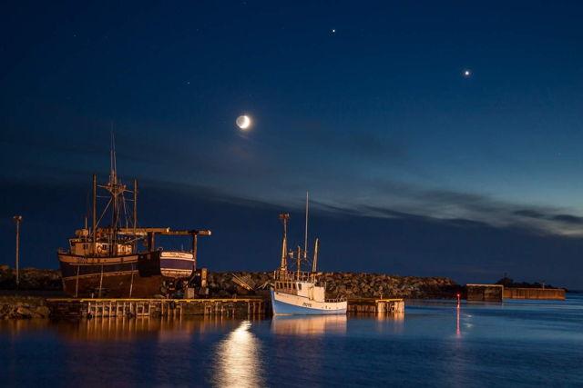 Crescent Moon - Bonavista