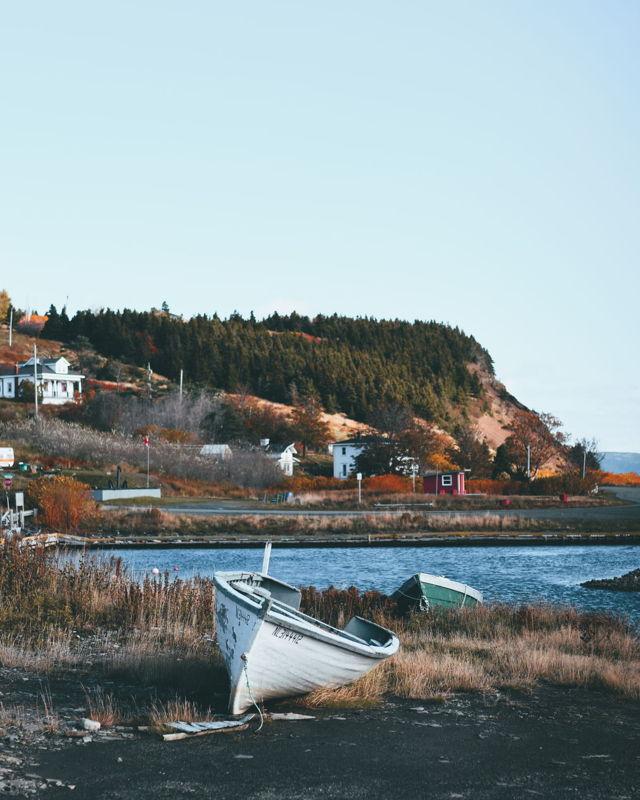 Lance Cove
