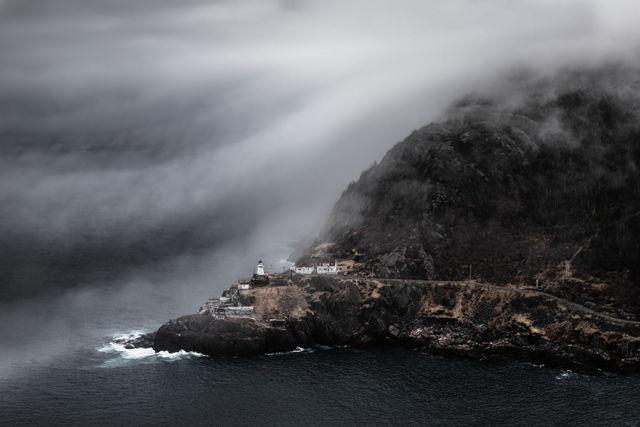 Blanket of Mist