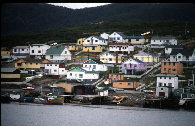 Harbour Breton -  early 1980s