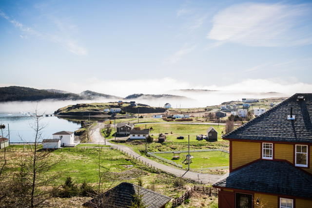 Foggy Morning in Port Rexton