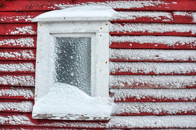 Winter Window - Tilting