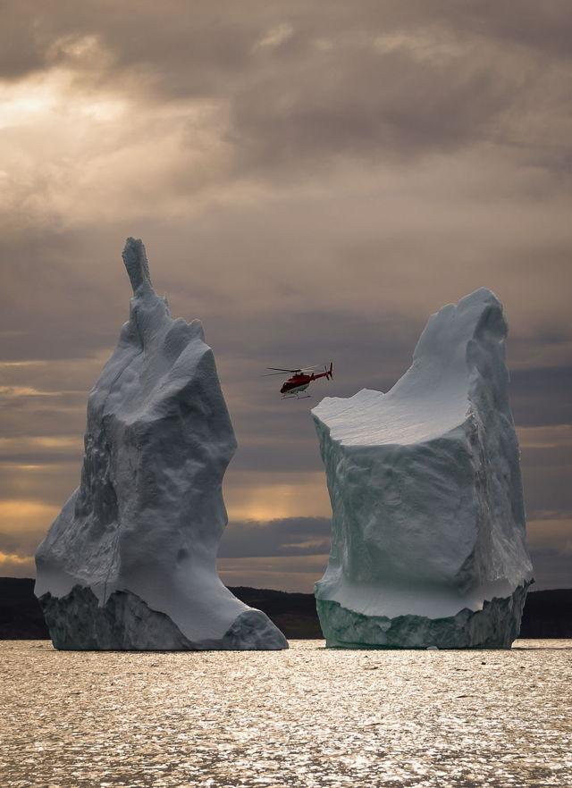 Amherst Cove Iceberg V1